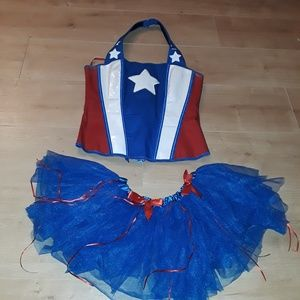 🚨Captain America costume final sale price